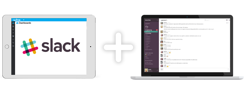 Connector Slack Screen